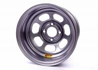 "Wheels and Tire Accessories - Aero Race Wheel - Aero 30 Series Roll Formed Wheel - Silver - 13"" x 7"" - 2"" Offset - 4 x 4.50"" Bolt Circle - 15 lbs."