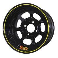 "Aero Wheels - Aero 31 Series Spun Wheels - Aero Race Wheel - Aero 31 Series Spun Wheel - Black - 13"" x 8"" - 4 x 4"" Bolt Circle - 4"" Back Spacing - 14 lbs."