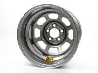 "Aero Wheels - Aero 51 Series Spun Wheels - Aero Race Wheel - Aero 51 Series Spun Wheel - Silver - 15"" x 8"" - 5 x 5"" Bolt Circle - 1"" Back Spacing - 18 lbs."