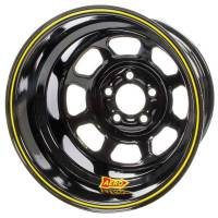 "Aero Wheels - Aero 51 Series Spun Wheels - Aero Race Wheel - Aero 51-Series Spun Formed Wheel - Black - 15"" x 10"" - 2"" Backspace - 5 x 4.75"" Bolt Pattern"