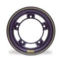 "Aero Wheels - Aero 51 Series Spun Wheels - Aero Race Wheel - Aero 51 Series Spun Wheel - Black - 15"" x 8"" - Wide 5 - 3"" Back Spacing - 14 lbs."