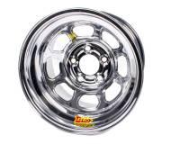 "Aero Wheels - Aero 51 Series Spun Wheels - Aero Race Wheel - Aero 51 Series Spun Wheel - Chrome - 15"" x 8"" - 5 x 5"" Bolt Circle - 1"" Back Spacing - 18 lbs."