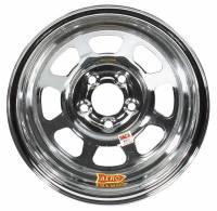 """Aero Wheels - Aero 52 Series IMCA Wheels - Aero Race Wheel - Aero 52 Series IMCA Rolled Wheel - Chrome - 15"""" x 8"""" - 5 x 4.75"""" - 4"""" BS - 19 lbs."""