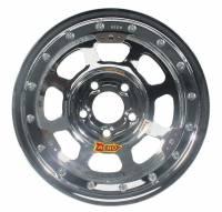 "Aero Wheels - Aero 53 Series IMCA Beadlock Wheels - Aero Race Wheel - Aero 53 Series IMCA Rolled Beadlock Wheel - Chrome - 15"" x 8"" - 5 x 4.75"" - 4"" BS - 23 lbs."