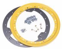 "Aero Wheels - Aero Beadlocks & Covers - Aero Race Wheel - Aero Beadlock Kit - 15"""