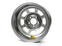 "Aero 56 Series Extreme Bead Spun Racing Wheel - Silver - 15"" x 8"" - 2"" BS - 5 x 5"" - 18 lbs."