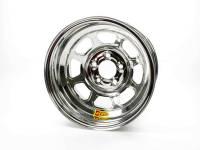"Aero 56 Series Extreme Bead Spun Racing Wheel - Chrome - 15"" x 8"" - 1"" BS - 5 x 4.75"" - 18 lbs."