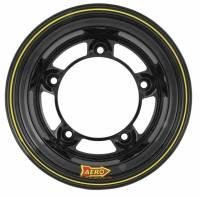 "Aero Wheels - Aero 58 Series Lightweight Rolled Wheels - Aero Race Wheel - Aero 58 Series Rolled Wheel - Black - 15"" x 10"" - Wide 5 - 3"" Back Spacing - 18 lbs."