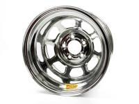 "Aero Wheels - Aero 58 Series Lightweight Rolled Wheels - Aero Race Wheel - Aero 58 Series Rolled Wheel - Chrome - 15"" x 10"" - 5 x 4.75"" Bolt Circle - 3"" Back Spacing - 21 lbs."