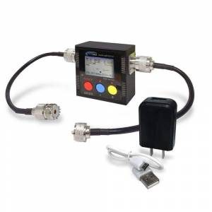 Radios, Transponders & Scanners - Mobile Radios and Components - Mobile Radio Antenna Power Meters