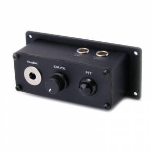 Radios, Transponders & Scanners - Intercoms and Components - Intercom Jack Box Headset Stations
