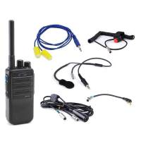 Radios, Transponders & Scanners - Radio Communication Systems - Rugged Radios - Rugged Radios The Driver - Digital IMSA 4C Racing Kit with RDH Digital Handheld Radio