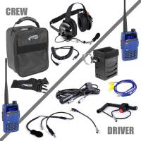 Radios, Transponders & Scanners - Radio Communication Systems - Rugged Radios - Rugged Radios Complete Team - IMSA 4C Racing System with Rugged V3 Handheld Radios