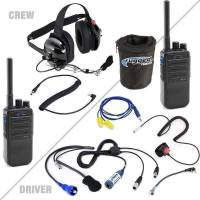Radios,Transponders & Scanners - Radio Communication Systems - Rugged Radios - Rugged Radios Off Road Short Course Racing System With VHF RDH Digital Handheld Radios