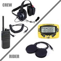 Radios, Transponders & Scanners - Radio Communication Systems - Rugged Radios - Rugged Radios Audio Pit Board Lite Training Kit