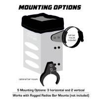 Rugged Radios - Rugged Radios Aluminum Handheld Radio Box with Universal Mounting - Image 2