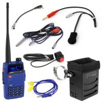 Radios,Transponders & Scanners - Radio Communication Systems - Rugged Radios - Rugged Radios The Driver - NASCAR 3C Racing Kit with Rugged V3 Handheld Radio