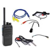 Rugged Radios - Rugged Radios The Driver - Digital NASCAR 3C Racing Kit with RDH Digital Handheld Radio - Image 1