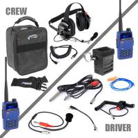 Radios, Transponders & Scanners - Radio Communication Systems - Rugged Radios - Rugged Radios Complete Team - NASCAR 3C Racing System with Rugged V3 Handheld Radios