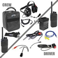 Radios, Transponders & Scanners - Radio Communication Systems - Rugged Radios - Rugged Radios Complete Team - Digital NASCAR 3C Racing System with RDH Digital Handheld Radios