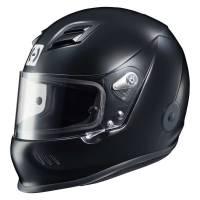 Safety Equipment - HJC Motorsports - HJC H70 Helmet - Snell SA2020 - Large - Flat Black