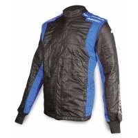 Impact - Impact Racer2020 Jacket (Only) - Large - Black/Blue