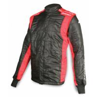 Impact - Impact Racer2020 Jacket (Only) - Large - Black/Red