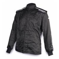 Racing Suits - Drag Racing Suits - Impact - Impact Racer2020 Jacket (Only) - XX-Large - Black