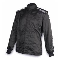 Racing Suits - Drag Racing Suits - Impact - Impact Racer2020 Jacket (Only) - XXX-Large - Black