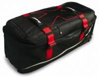 Helmets - Helmet Bags - Impact - Impact Crossroads Roller Bag - Black/Red