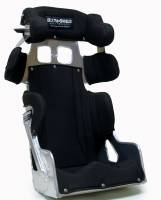 """Ultra Shield Race Products - Ultra Shield 15"""" FC2 Seat - 10 Degree - Black Cover"""