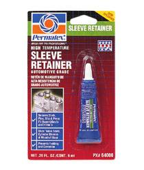 Oil, Fluids & Chemicals - Chemicals - Sleeve Retainer