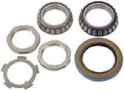 Brake System - Wheel Hubs, Bearings and Components - Wheel Bearings & Seals