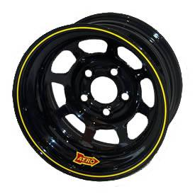 Aero 58 Series Lightweight Rolled Wheels
