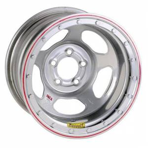 Wheels & Tires - Bassett Wheels - Bassett IMCA Inertia Beadlock Wheels