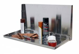 Trailer Accessories - Cabinets, Shelves & Tables - Flip-Down Trays