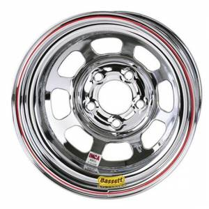 Wheels & Tires - Bassett Wheels - Bassett IMCA D-Hole Wheels