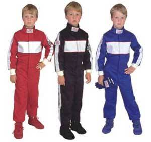 Safety Equipment - Racing Suits - Junior Racing Suits