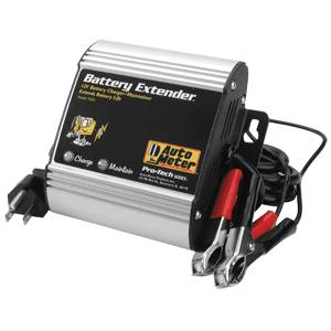 Ignition & Electrical System - Battery - Battery Chargers