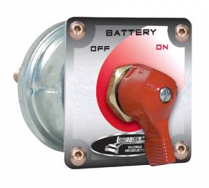 Ignition & Electrical System - Battery - Battery Disconnect Switches