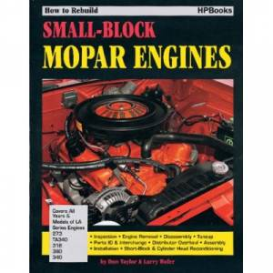 Books, Video & Software - Engine Books - Mopar Engine Books