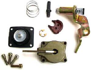 Fuel System - Carburetor Service Parts - Accelerator Pumps