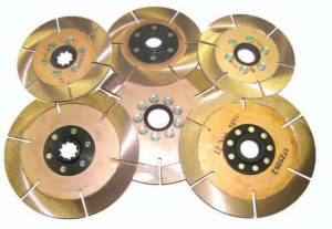 Drivetrain Components - Clutches and Components - Clutch Discs