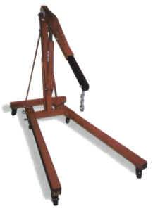 Tools & Equipment - Engine Tools - Engine Hoists