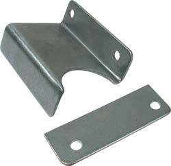 Brake System - Brake Pedal Assemblies - Pedal Mounts, Brackets
