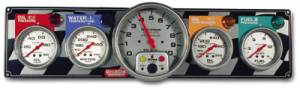 Gauges & Dash Panels - Dash Gauge Panels - Dash Panels w/ Tachometer