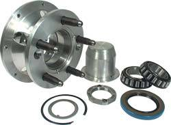 "Brake System - Wheel Hubs, Bearings and Components - 5 x 5"" Hubs"