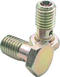 Fittings & Hoses - Brake System Adapters - Banjo Bolts
