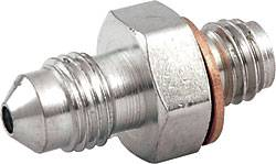 Fittings & Hoses - Brake System Adapters - Male AN to Male Metric Brake Fittings