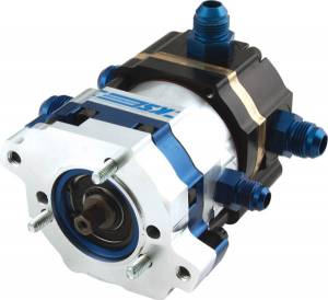 Steering Components - Power Steering Pumps - Tandem Power Steering / Fuel Pumps